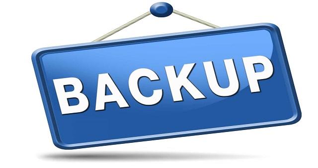 reason backup