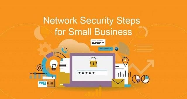 امنیت شبکه مشاغل کوچک