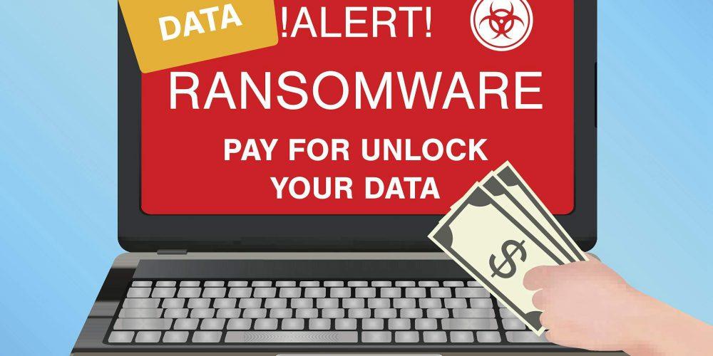 باج افزار ransomware چیست