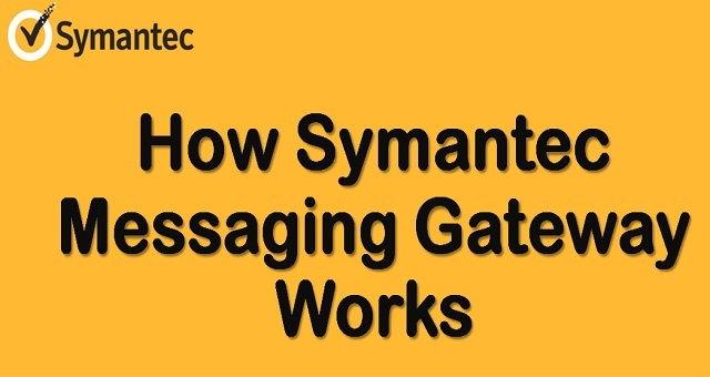 نصب و راه اندازی Symantec Messaging Gateway