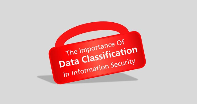 why data Classification
